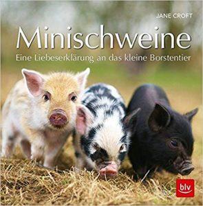 Minischwein Haltung im Buch