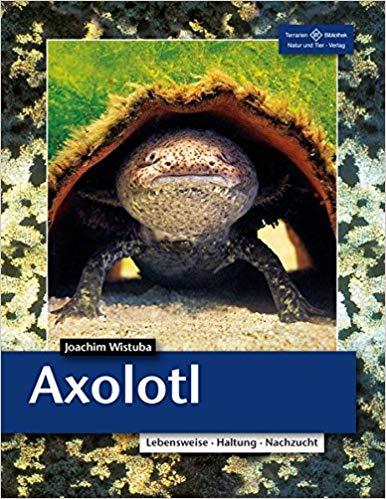 Axolotl Buchempfehlung