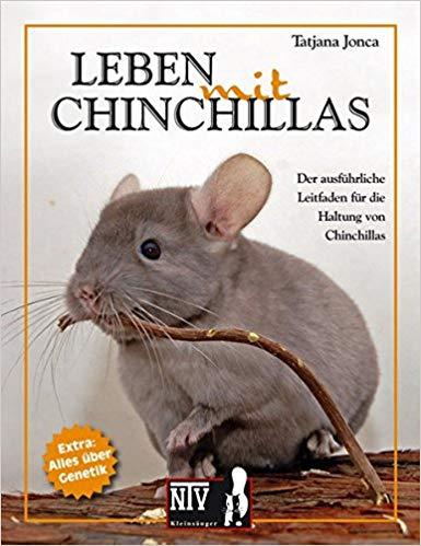 Buch um dein Chinchilla zu halten