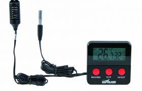Thermomenter und Hygrometer für Terrarien