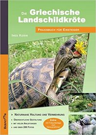 Buch zur griechischen Landschildkröte