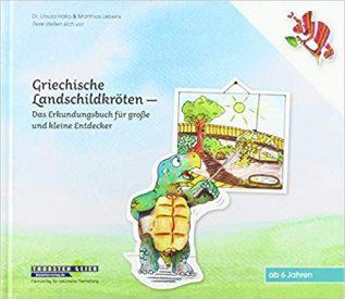 griechische Landschildkröte Lektüre