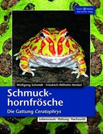 Buchempfelung zum Schmuckhornfrosch