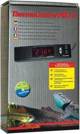Schmuckhornfrosch Thermometer