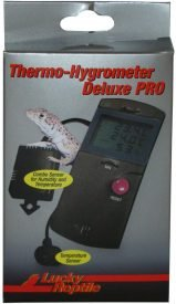 Tokeh Temperaturmesser